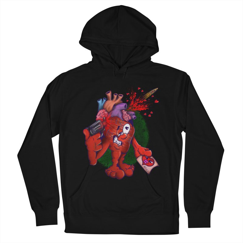 Got you on my mind Men's Pullover Hoody by The Last Tsunami's Artist Shop