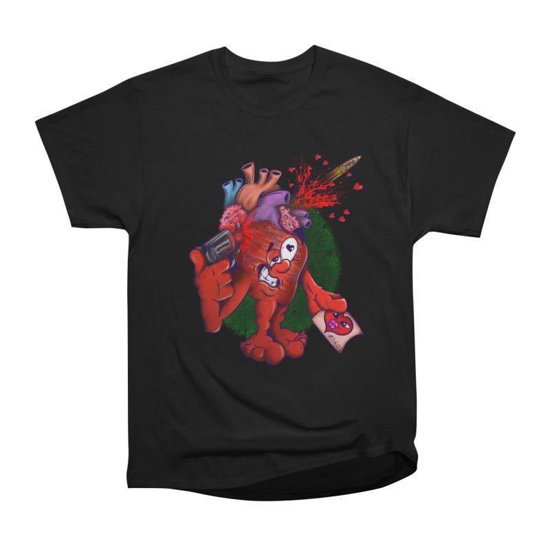 Got you on my mind Men's Heavyweight T-Shirt by The Last Tsunami's Artist Shop