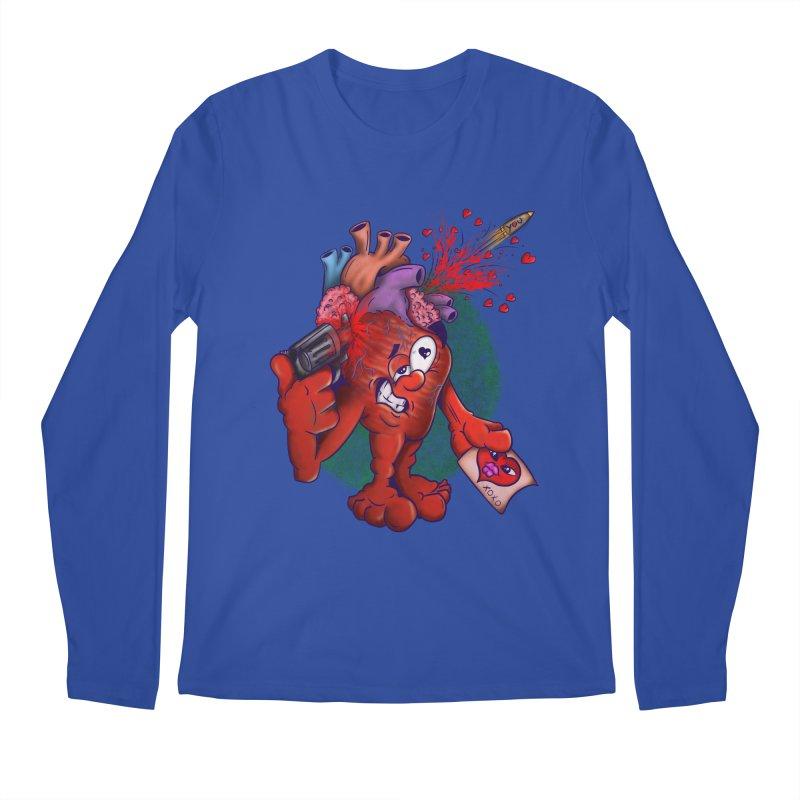 Got you on my mind Men's Regular Longsleeve T-Shirt by The Last Tsunami's Artist Shop