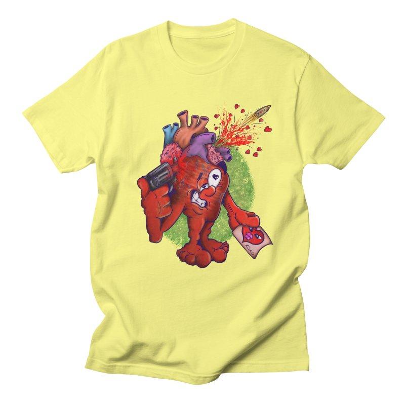 Got you on my mind Women's Regular Unisex T-Shirt by The Last Tsunami's Artist Shop