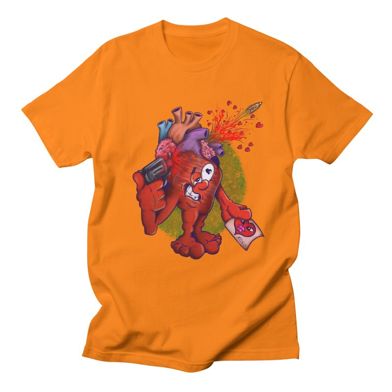 Got you on my mind Men's Regular T-Shirt by The Last Tsunami's Artist Shop