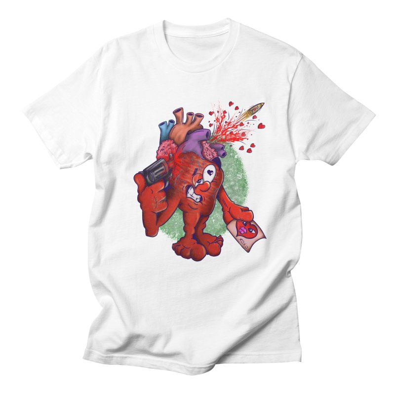 Got you on my mind Women's Regular Unisex T-Shirt by The Last Tsunami's Artist Shop