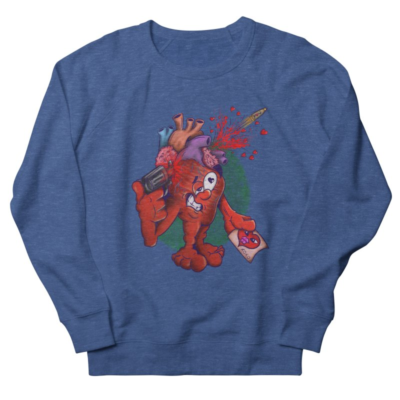 Got you on my mind Men's Sweatshirt by The Last Tsunami's Artist Shop