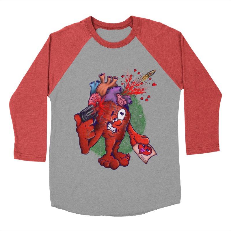 Got you on my mind Women's Baseball Triblend T-Shirt by The Last Tsunami's Artist Shop