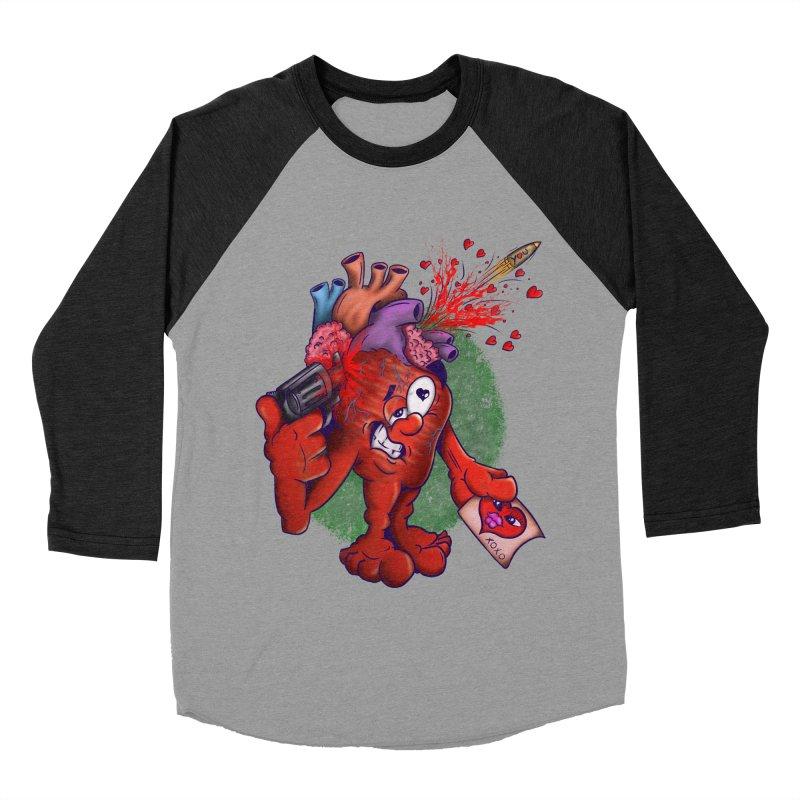 Got you on my mind Men's Baseball Triblend T-Shirt by The Last Tsunami's Artist Shop
