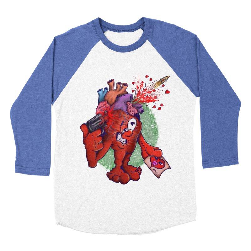 Got you on my mind Men's Baseball Triblend Longsleeve T-Shirt by The Last Tsunami's Artist Shop