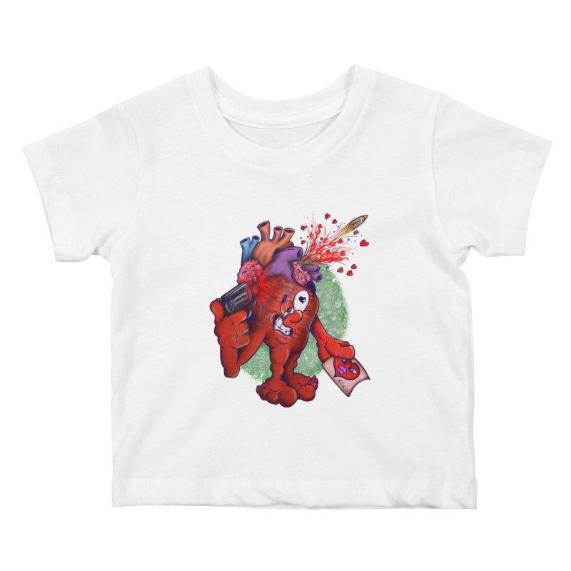 Got you on my mind Kids Baby T-Shirt by The Last Tsunami's Artist Shop
