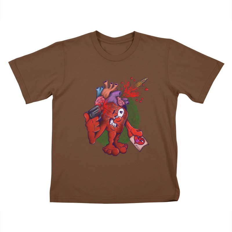 Got you on my mind Kids T-Shirt by The Last Tsunami's Artist Shop