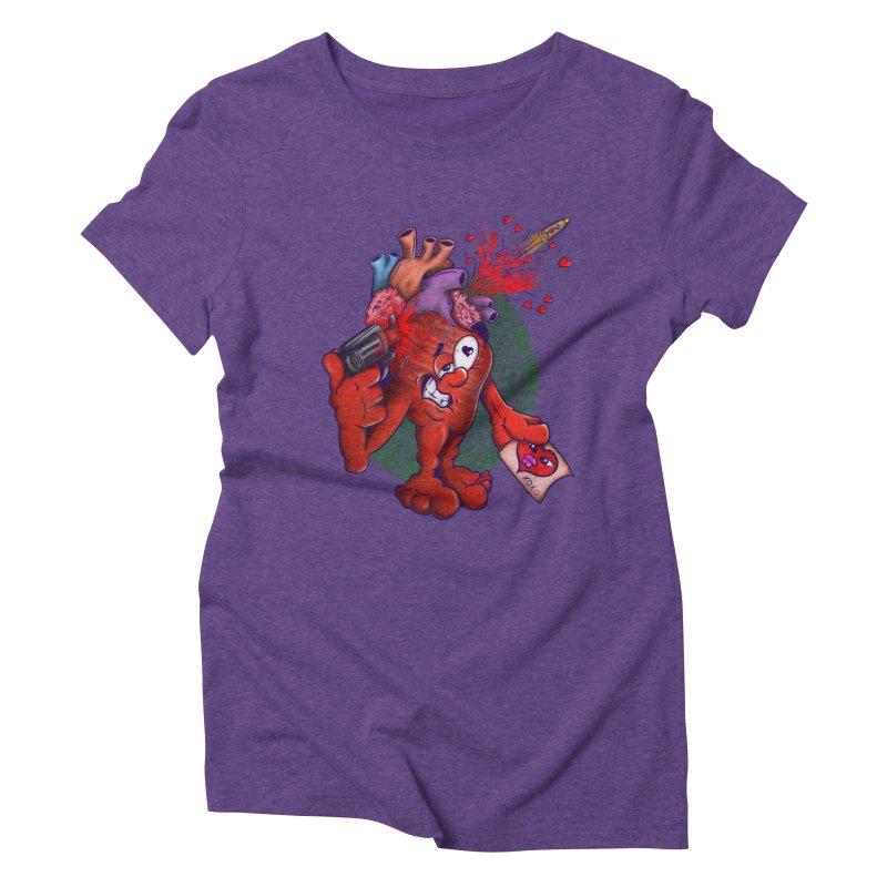 Got you on my mind Women's Triblend T-Shirt by The Last Tsunami's Artist Shop