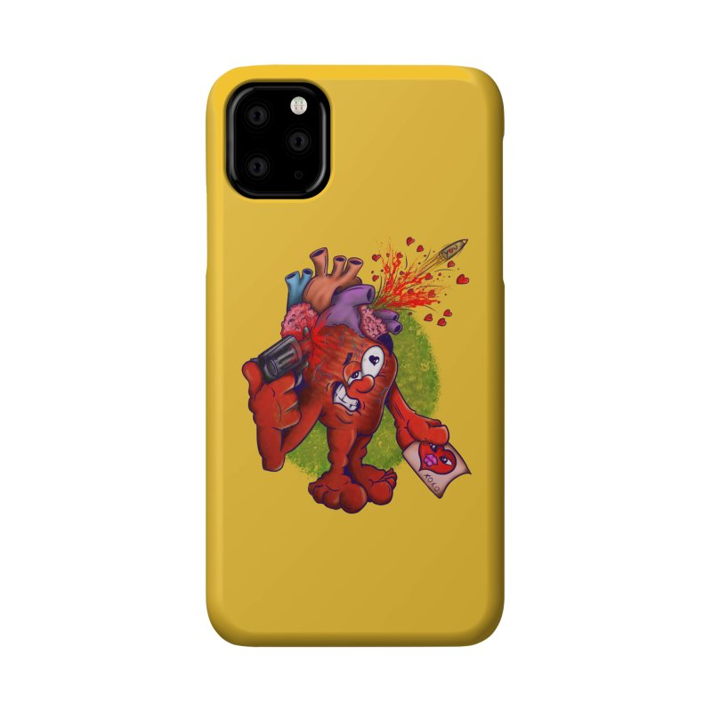 Got you on my mind Accessories Phone Case by The Last Tsunami's Artist Shop