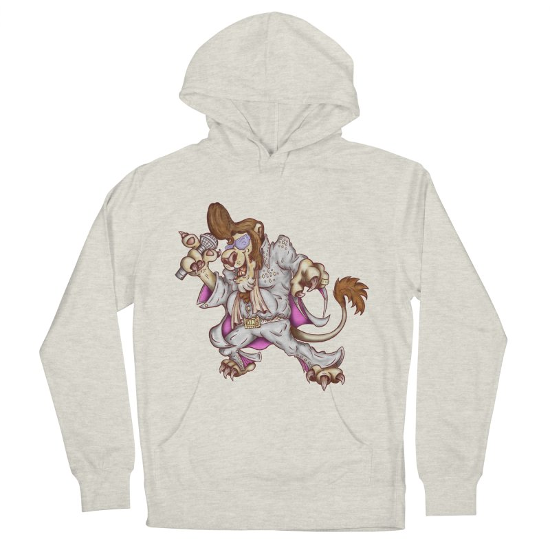 The King Women's Pullover Hoody by The Last Tsunami's Artist Shop