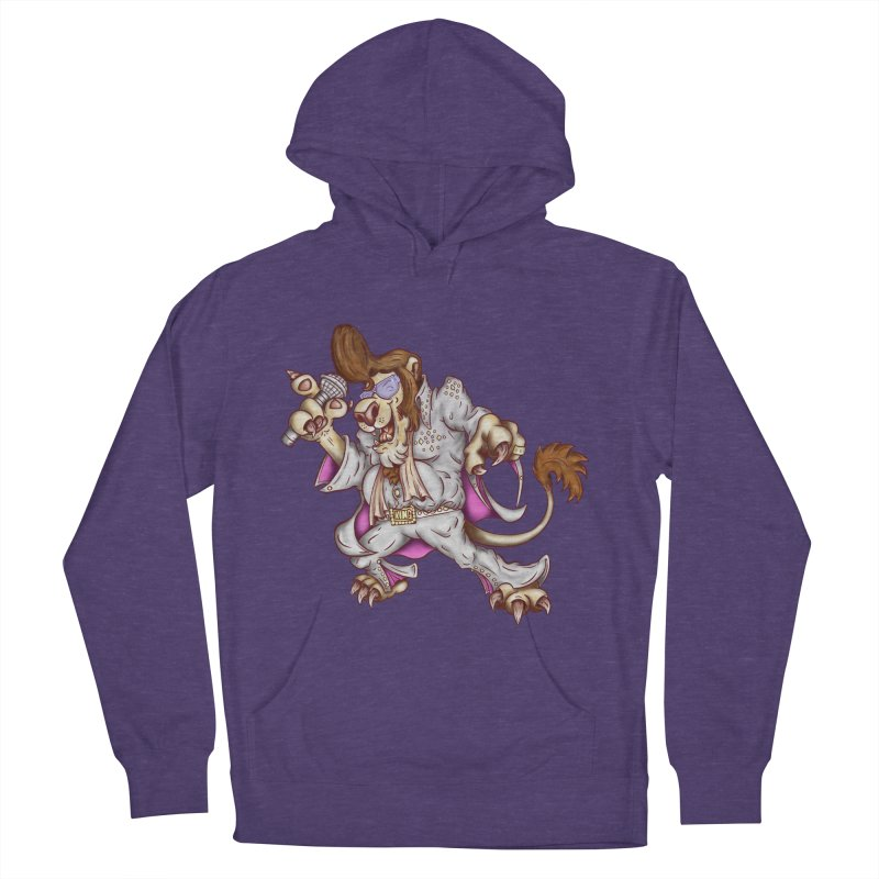 The King Men's Pullover Hoody by The Last Tsunami's Artist Shop