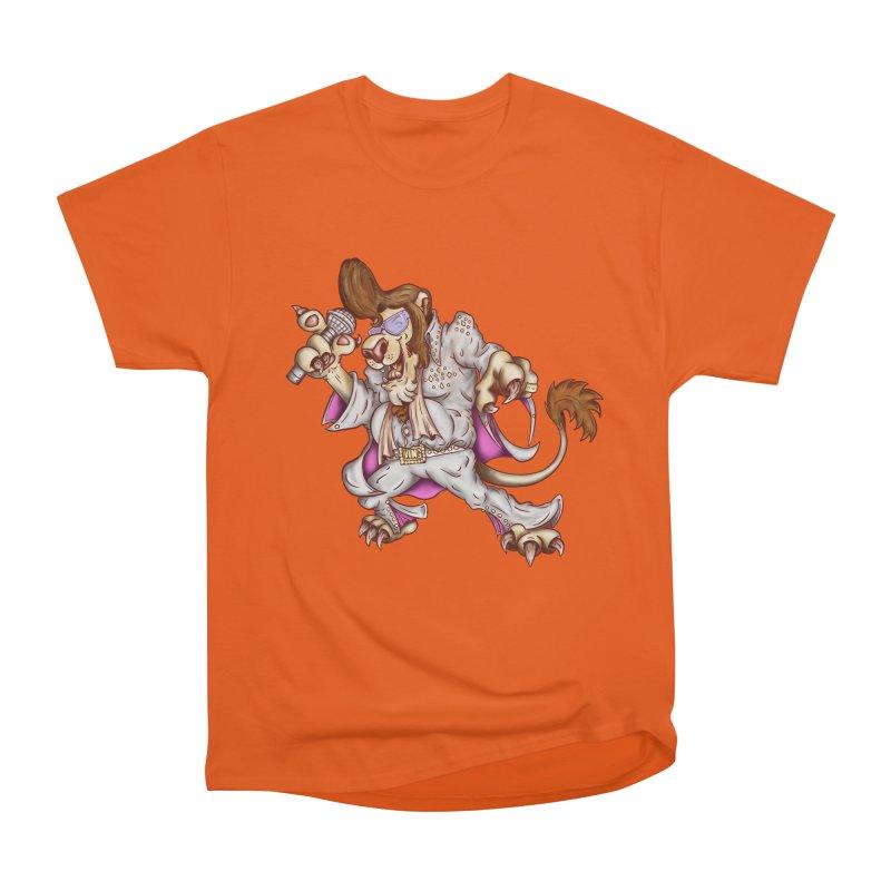 The King Men's Classic T-Shirt by The Last Tsunami's Artist Shop