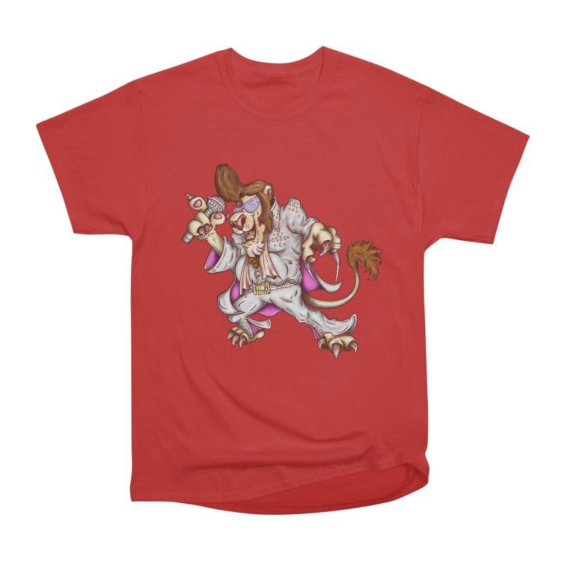 The King Women's Heavyweight Unisex T-Shirt by The Last Tsunami's Artist Shop