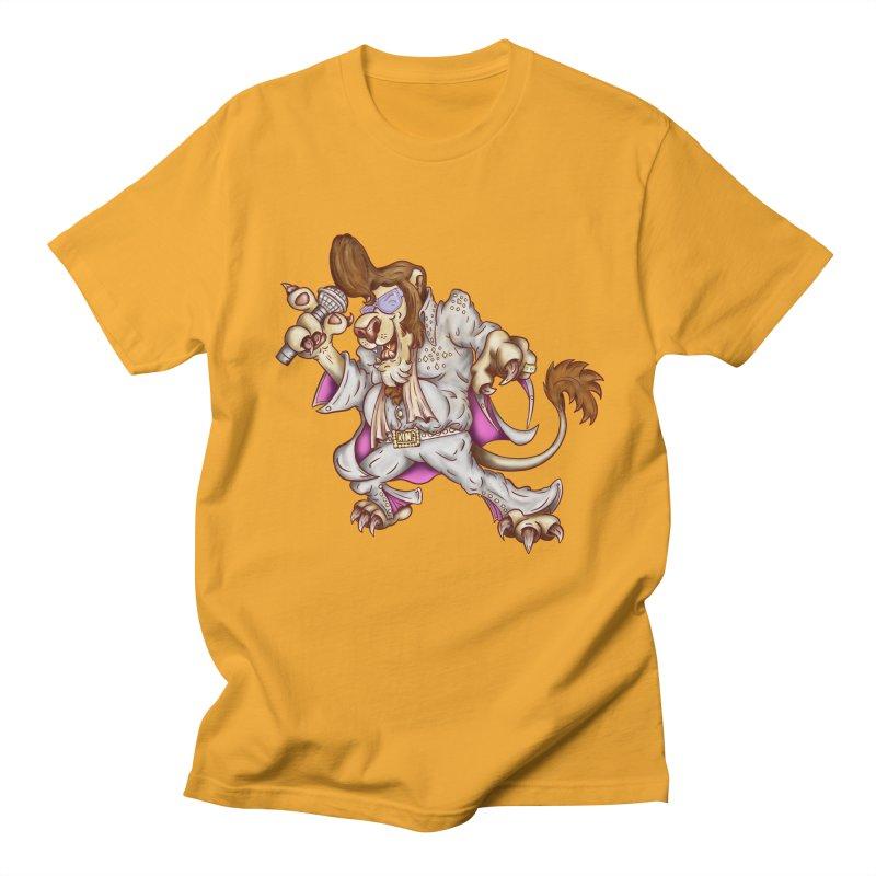 The King Women's Regular Unisex T-Shirt by The Last Tsunami's Artist Shop