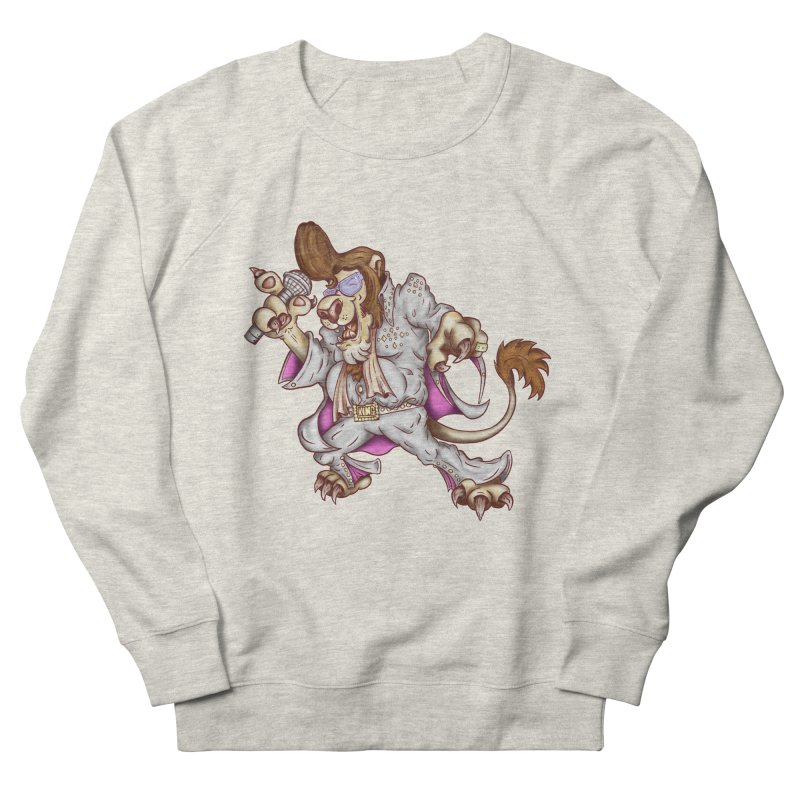 The King Women's Sweatshirt by The Last Tsunami's Artist Shop