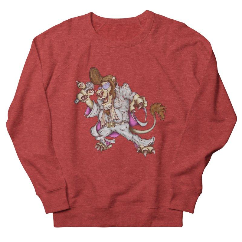 The King Men's Sweatshirt by The Last Tsunami's Artist Shop
