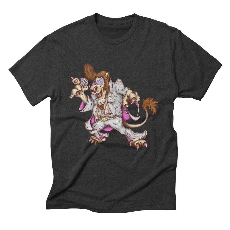 The King Men's Triblend T-Shirt by The Last Tsunami's Artist Shop