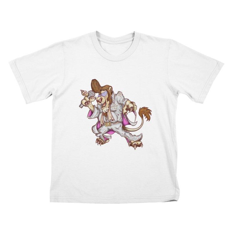 The King Kids T-Shirt by The Last Tsunami's Artist Shop