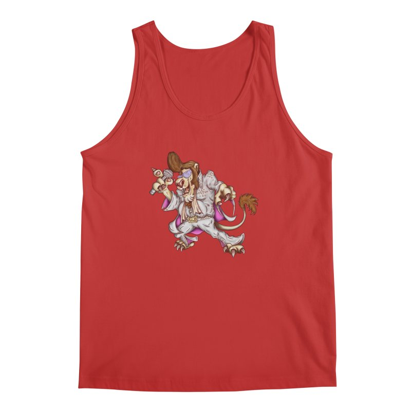 The King Men's Tank by The Last Tsunami's Artist Shop