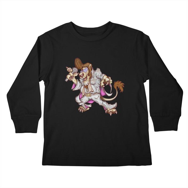 The King Kids Longsleeve T-Shirt by The Last Tsunami's Artist Shop