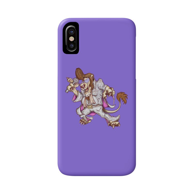 The King Accessories Phone Case by The Last Tsunami's Artist Shop