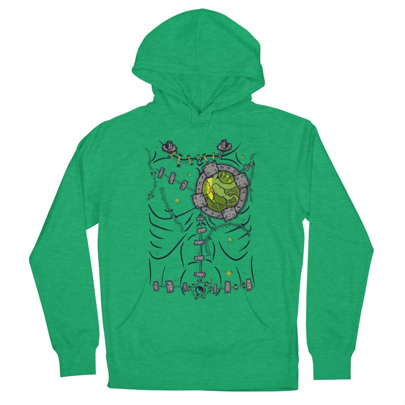 Dont Franky Me! Men's French Terry Pullover Hoody by The Last Tsunami's Artist Shop