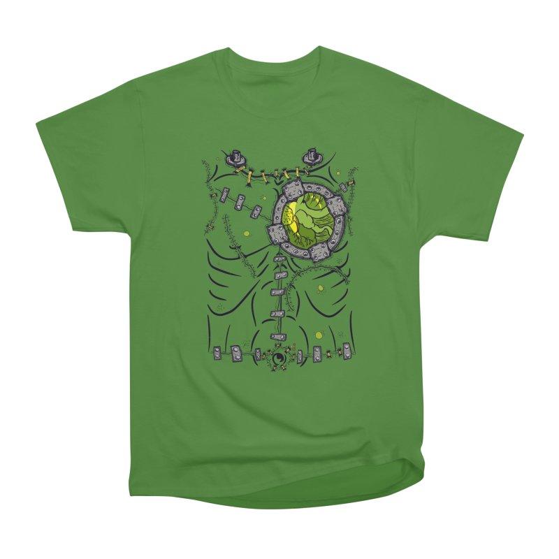 Dont Franky Me! Women's Classic Unisex T-Shirt by The Last Tsunami's Artist Shop