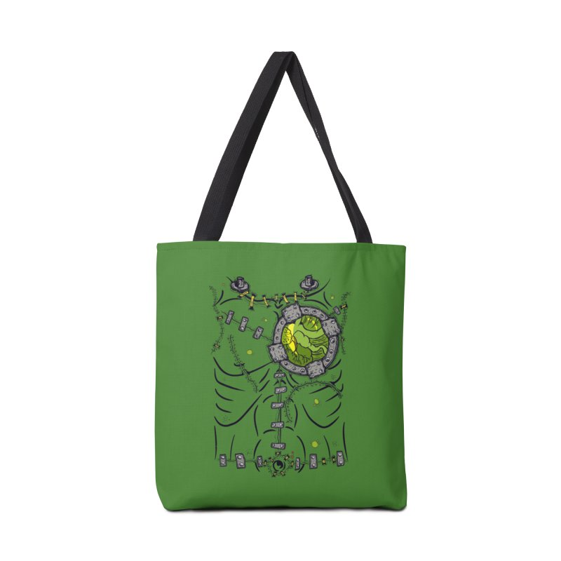 Dont Franky Me! Accessories Tote Bag Bag by The Last Tsunami's Artist Shop