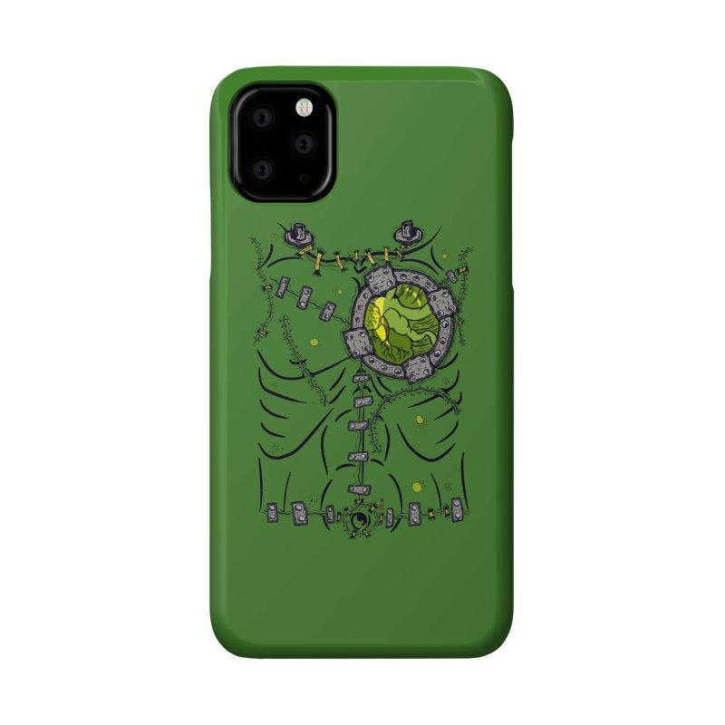 Dont Franky Me! Accessories Phone Case by The Last Tsunami's Artist Shop