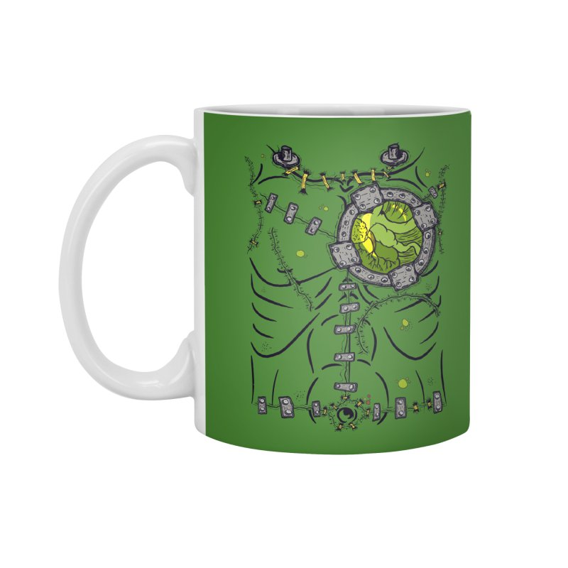 Dont Franky Me! Accessories Standard Mug by The Last Tsunami's Artist Shop