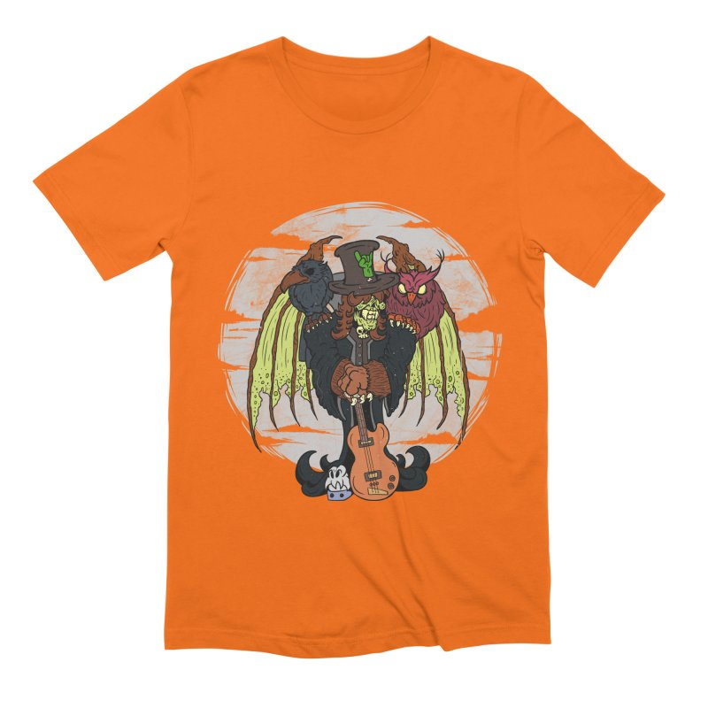 The Wise And The Trickster Men's Extra Soft T-Shirt by The Last Tsunami's Artist Shop