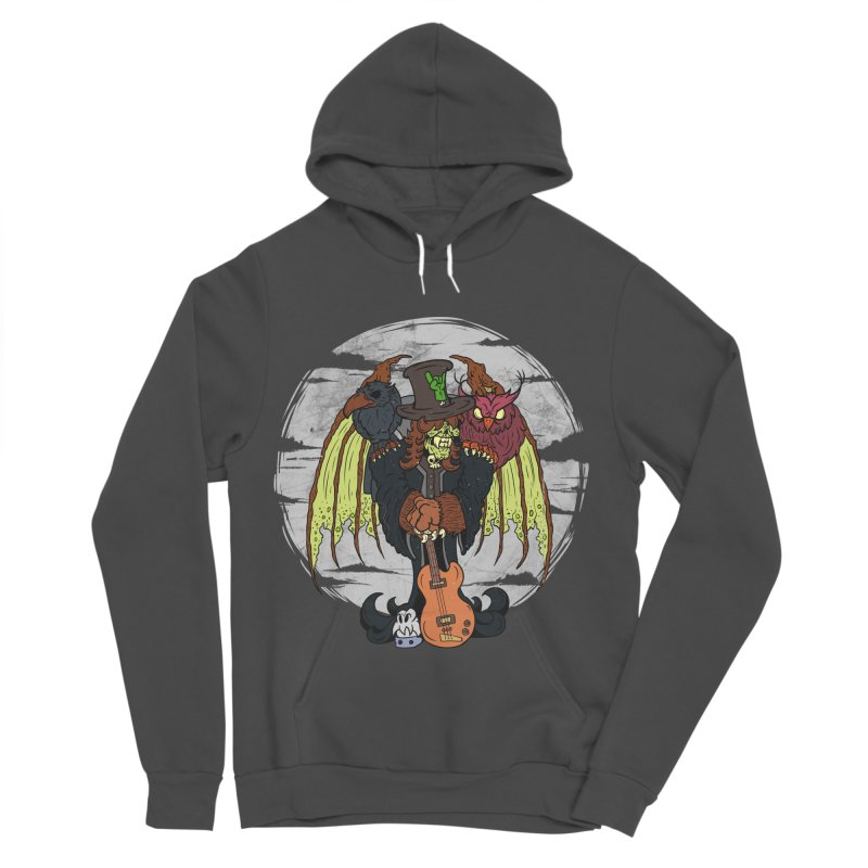 The Wise And The Trickster Women's Sponge Fleece Pullover Hoody by The Last Tsunami's Artist Shop