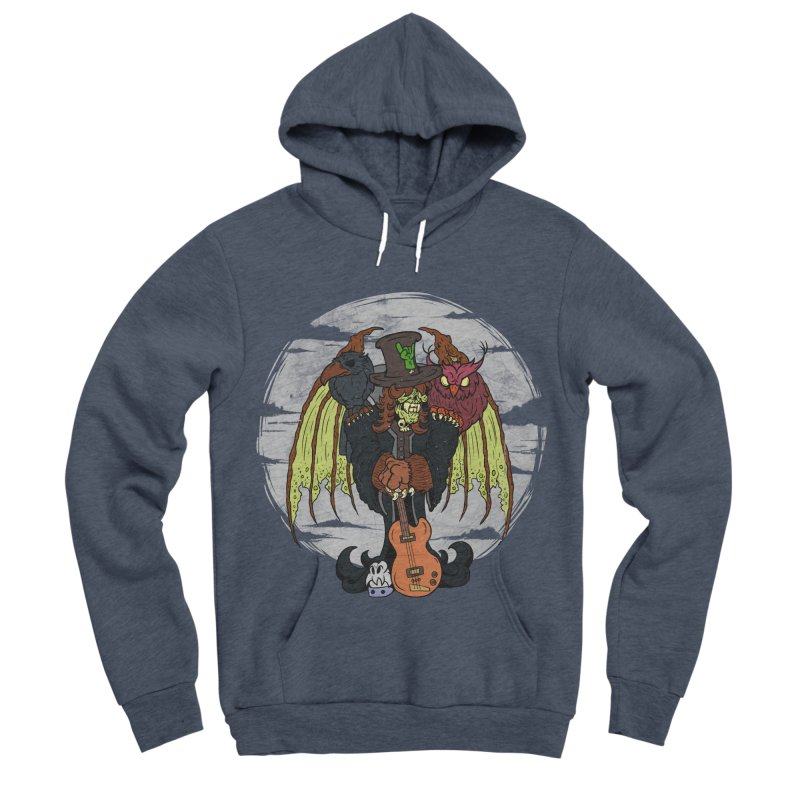 The Wise And The Trickster Men's Sponge Fleece Pullover Hoody by The Last Tsunami's Artist Shop