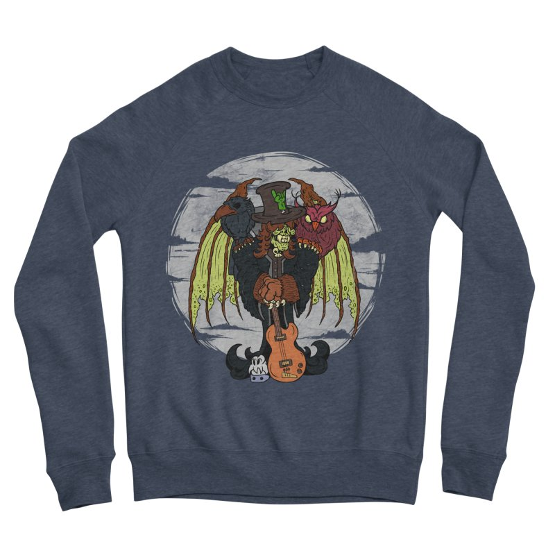 The Wise And The Trickster Men's Sponge Fleece Sweatshirt by The Last Tsunami's Artist Shop