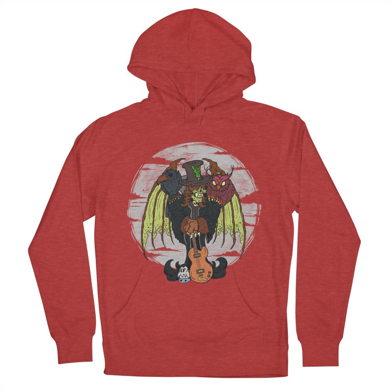 The Wise And The Trickster Women's Pullover Hoody by The Last Tsunami's Artist Shop