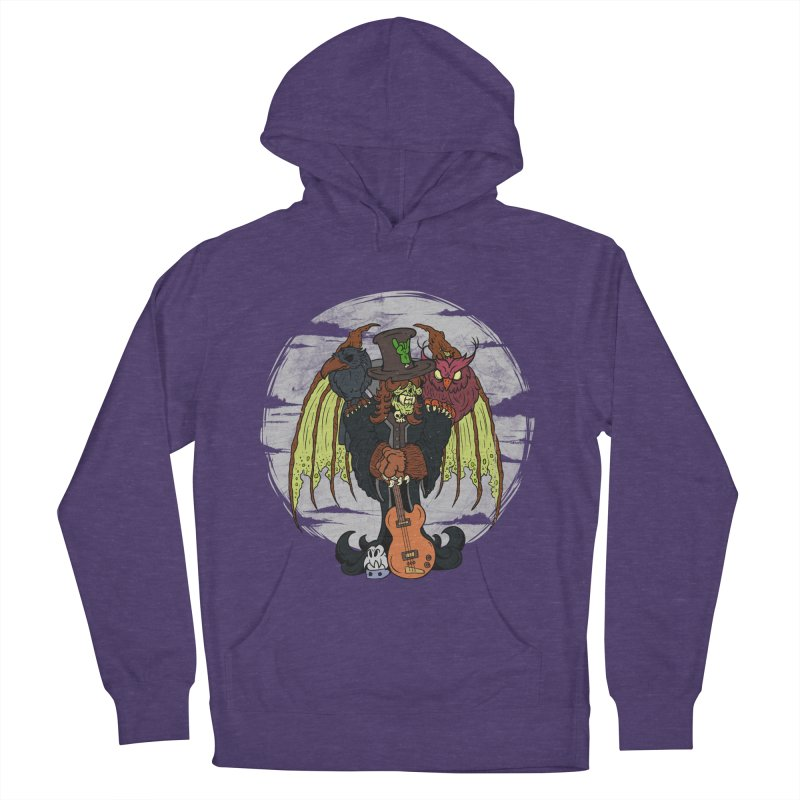 The Wise And The Trickster Men's Pullover Hoody by The Last Tsunami's Artist Shop