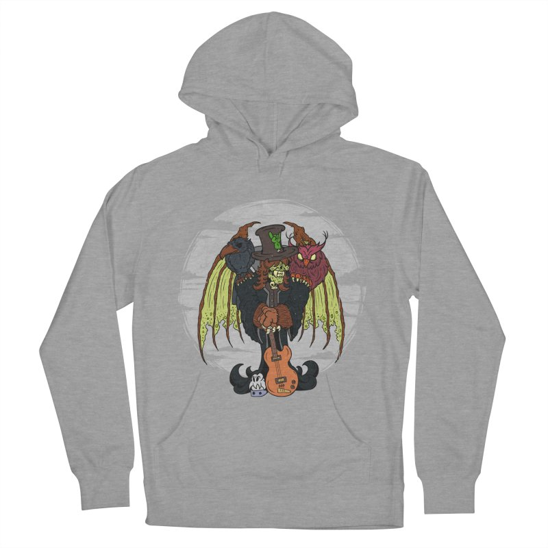 The Wise And The Trickster Men's French Terry Pullover Hoody by The Last Tsunami's Artist Shop