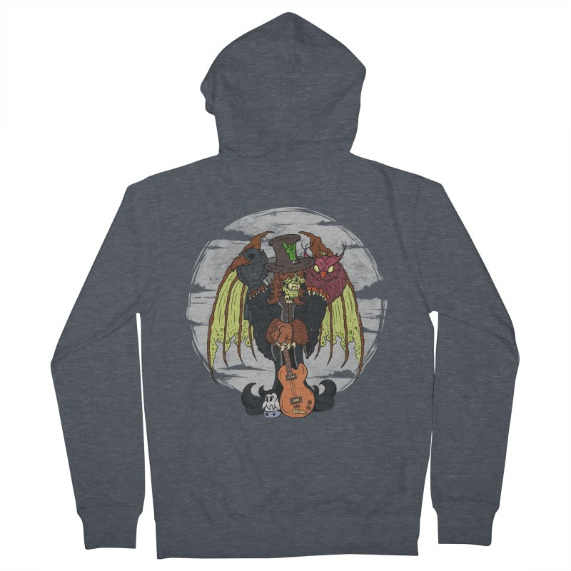 The Wise And The Trickster Men's Zip-Up Hoody by The Last Tsunami's Artist Shop