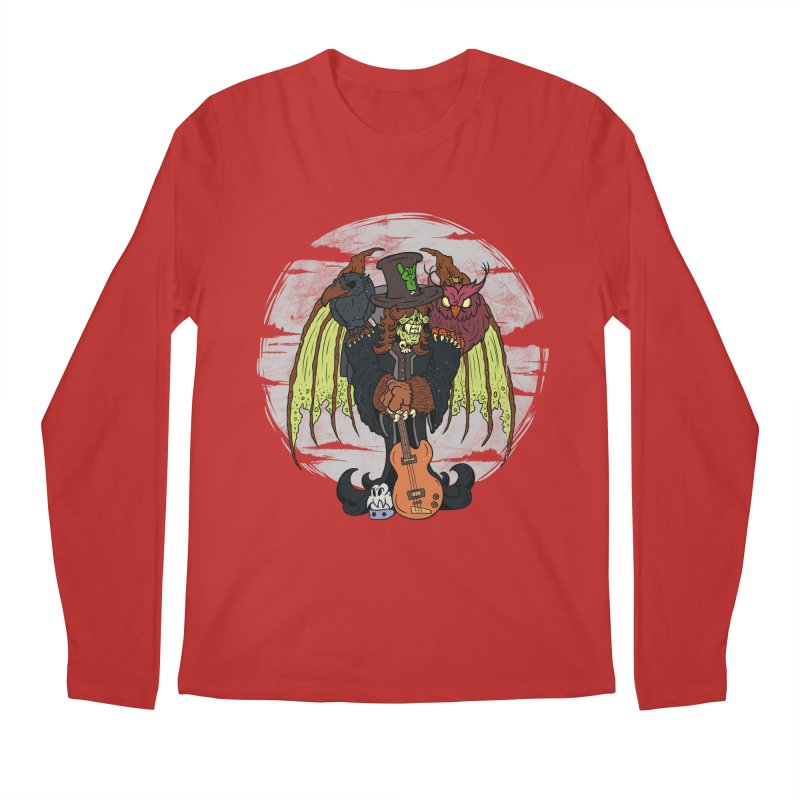 The Wise And The Trickster Men's Regular Longsleeve T-Shirt by The Last Tsunami's Artist Shop