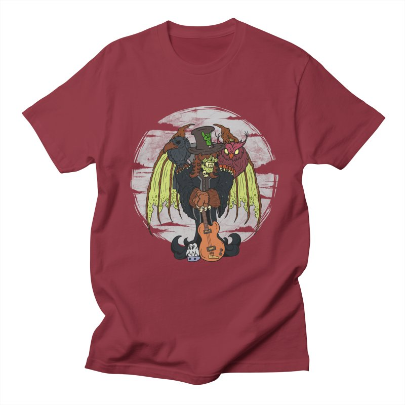 The Wise And The Trickster Men's T-shirt by The Last Tsunami's Artist Shop