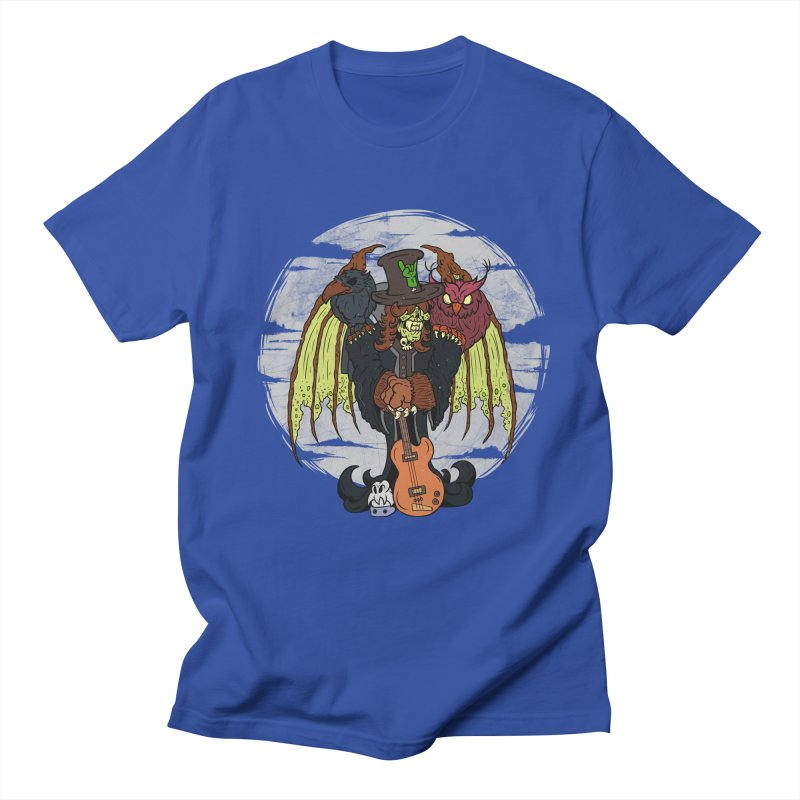 The Wise And The Trickster Women's Regular Unisex T-Shirt by The Last Tsunami's Artist Shop