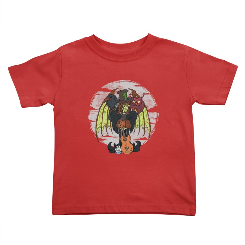 The Wise And The Trickster Kids Toddler T-Shirt by The Last Tsunami's Artist Shop