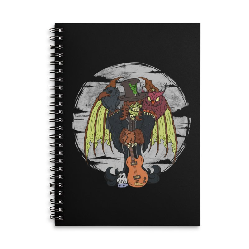 The Wise And The Trickster Accessories Lined Spiral Notebook by The Last Tsunami's Artist Shop