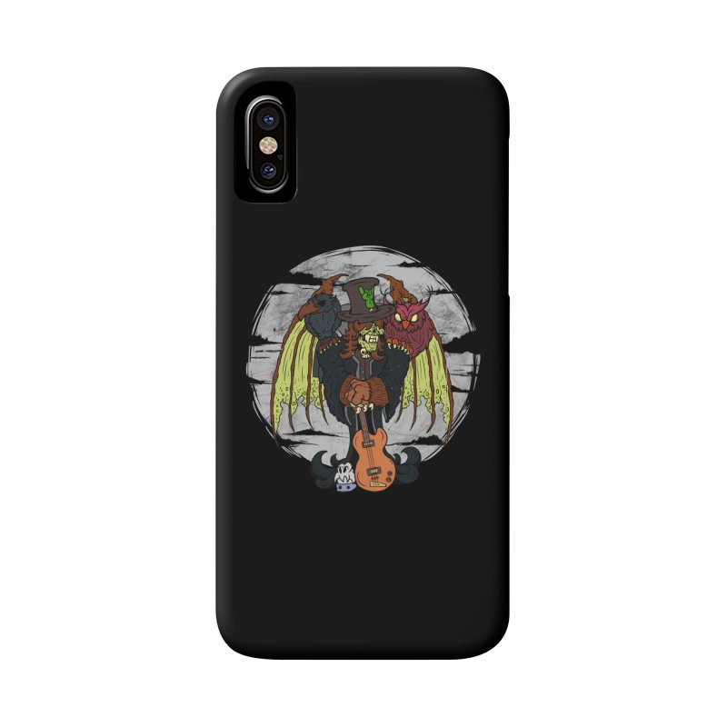 The Wise And The Trickster Accessories Phone Case by The Last Tsunami's Artist Shop