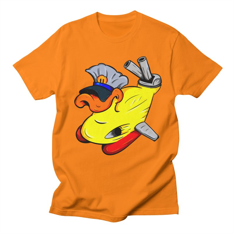 Destrucduck Women's Unisex T-Shirt by The Last Tsunami's Artist Shop
