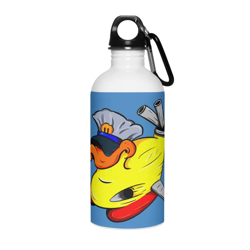 Destrucduck Accessories Water Bottle by The Last Tsunami's Artist Shop