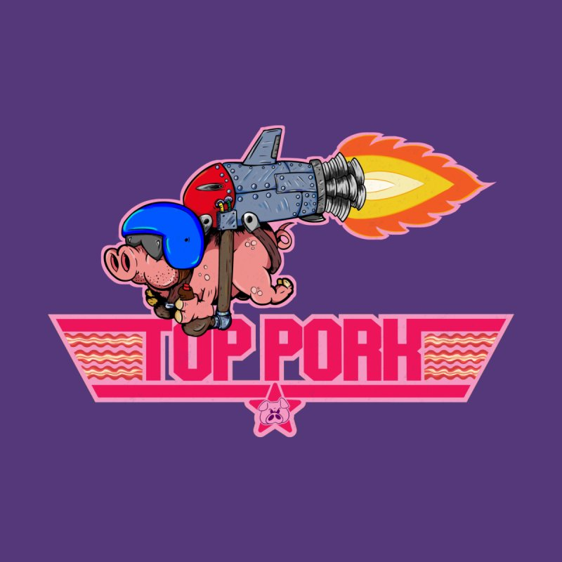 Top Pork by The Last Tsunami's Artist Shop