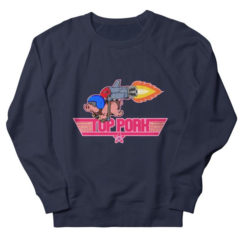 Top Pork Women's Sweatshirt by The Last Tsunami's Artist Shop