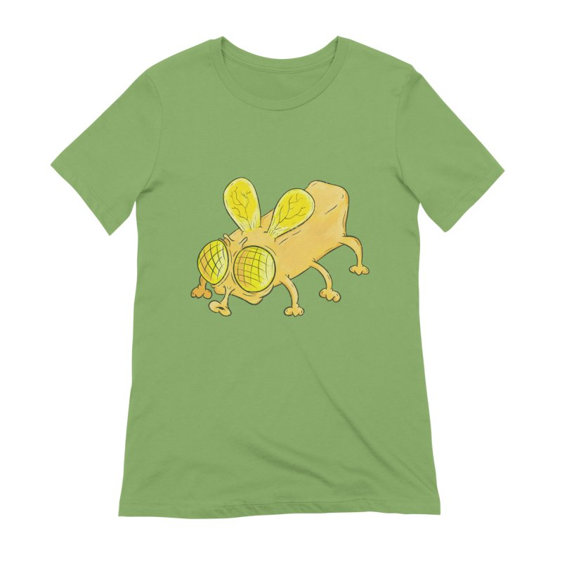 Butterfly Women's Extra Soft T-Shirt by The Last Tsunami's Artist Shop